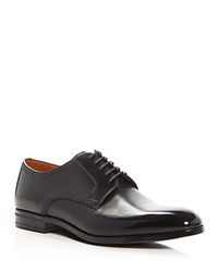 Bally Latour Lace Up Derby Shoes Black