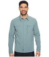 Outdoor Research Ferrosi Utility Long Sleeve Shirt Shade Clothing Gray