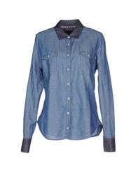 Tommy Hilfiger Denim Denim Shirts Women