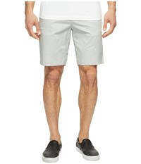 Calvin Klein 10.5 Twill Walking Shorts Cool Steel Men's Shorts Gray