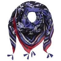 Betty Barclay Graphic Floral Print Scarf