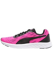 Puma Meteor Lightweight Running Shoes Pink Glow Black