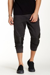 Request Rich Jogger Black