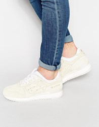 Asics Gel Lyte Iii Rose Gold Pack Trainers White