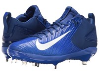 Nike Trout 3 Pro Baseball Cleat Racer Blue White Rush Blue Men's Cleated Shoes