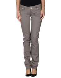Two Women In The World Denim Pants Lilac