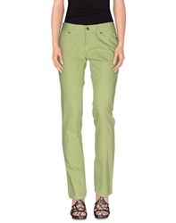 John Richmond Denim Denim Trousers Women Acid Green