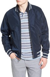 Original Penguin Men's Reversible Bomber Jacket