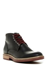 Patron Brass Chukka Boot Black