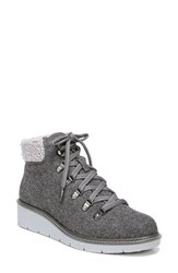 Dr. Scholl's Sentinel Boot Grey Fabric