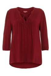 Ghost Elise Blouse Berry