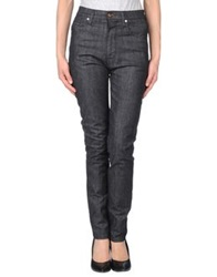 People Denim Pants Black
