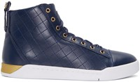 Diesel Blue Diamond High Top Sneakers