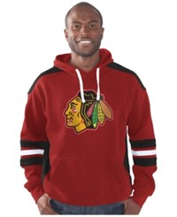 G3 Sports Men's Chicago Blackhawks Breakaway Hoodie