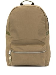 As2ov Front Zip Back Pack Green
