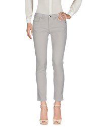 Refrigiwear Trousers Casual Trousers Light Grey