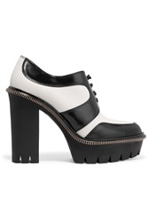 Marc By Marc Jacobs Leather Pumps White