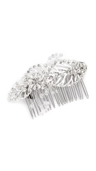 Jenny Packham Lazuline Crystal Comb Crystal Silver