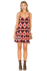 Eight Sixty Kings Road Dress Red