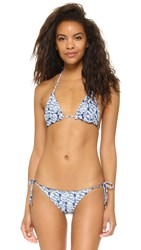 Sofia By Vix Banji Reversible Triangle Bikini Top