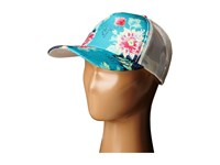 Billabong Beach Beauty Trucker Hat Jade Baseball Caps Green