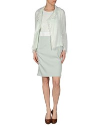 Paolo Petrone Suits And Jackets Outfits Women Light Green