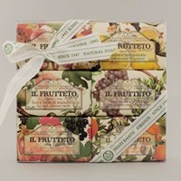 Nesti Dante Soap Collection Il Frutteto Set Of 6