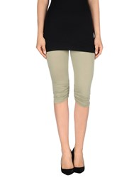 Annarita N. Trousers Leggings Women Light Green
