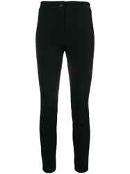 Dorothee Schumacher Cropped Skinny Trousers Black