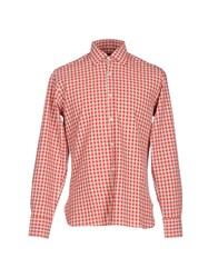 Piombo Shirts Red