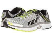Inov 8 Road Claw 275 Silver Grey Neon Yellow Men's Running Shoes Gray