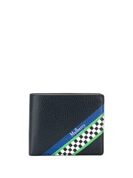 Mulberry Card Wallet Blue