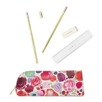 Kate Spade Floral Pencil Case