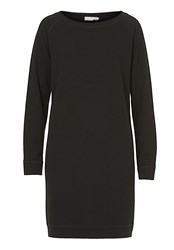 Betty And Co. Textured Jersey Dress Black
