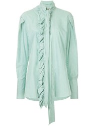 Maggie Marilyn Second Nature Shirt Green