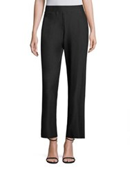 Eileen Fisher Wide Ankle Pants Black