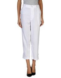 Marios Trousers 3 4 Length Trousers Women