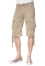 Alpha Industries Jet Shorts Beige