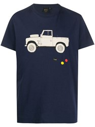 Deus Ex Machina Truck Print T Shirt 60