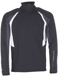 Galvin Green Donald Insula Half Zip Jumper