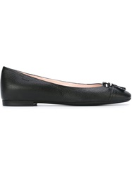 Bally 'Danyelle' Ballerinas Black