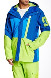 Dc Amo 15 Snow Jacket Blue
