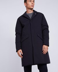 Aspesi Raincoat Adatto Black
