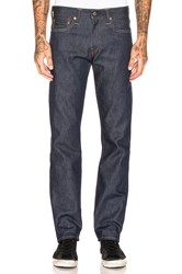 Levi's Premium 511 Slim Truest Blue Selvedge