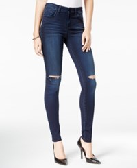 William Rast The Perfect Skinny Distressed Instinct Wash Jeans