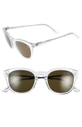 Electric Eyewear Women's Electric 'Txoko' 50Mm Sunglasses Crystal Grey