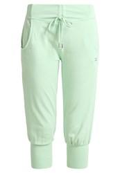 Venice Beach Elkari 3 4 Sports Trousers Lindgreen Turquoise
