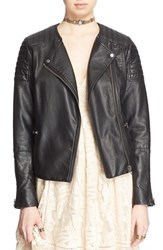 Women's Free People 'Exclusive' Faux Leather Jacket