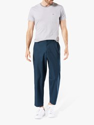 Dockers Cropped Tapered Chinos Nighttide Blue