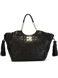 Sonia Rykiel Quilted Tote Black